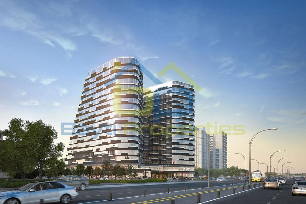 شقة استثمارية في اسطنبول